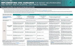 Implementing CDC Guidelines for Infant and Placental Zika Virus Testing and Infant Head Ultrasound