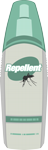 a bottle of insect repellent