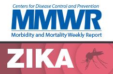 CDC MMWR Zika button
